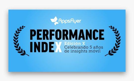 Tik Tok: Primer lugar en el Ranking de Crecimiento del Performance Index de AppsFlyer