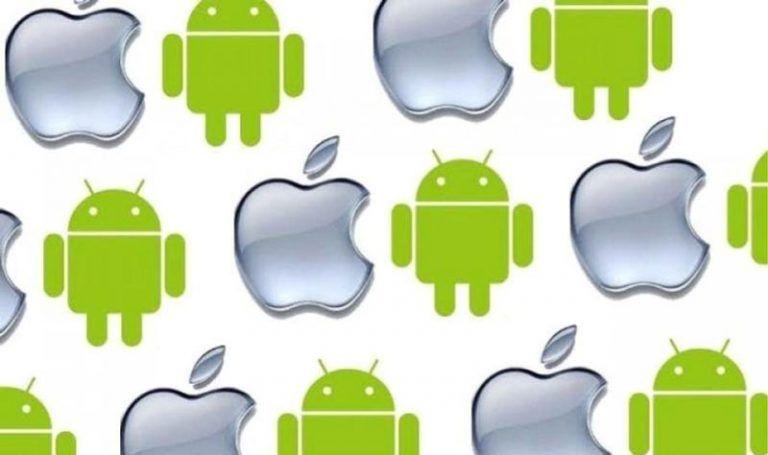Android tiene el triple de aplicaciones que iOS, pero Apple genera más ganancias