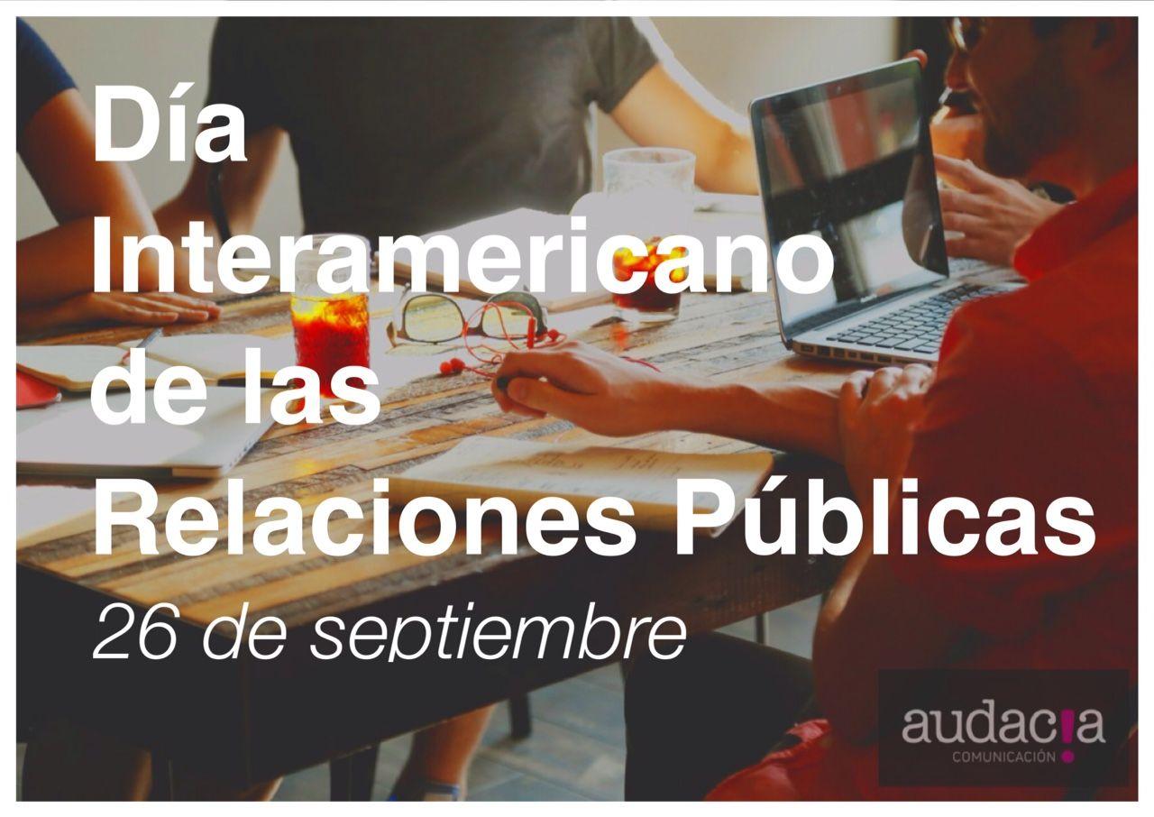 26 de Septiembre, Día Interamericano de las Relaciones Públicas