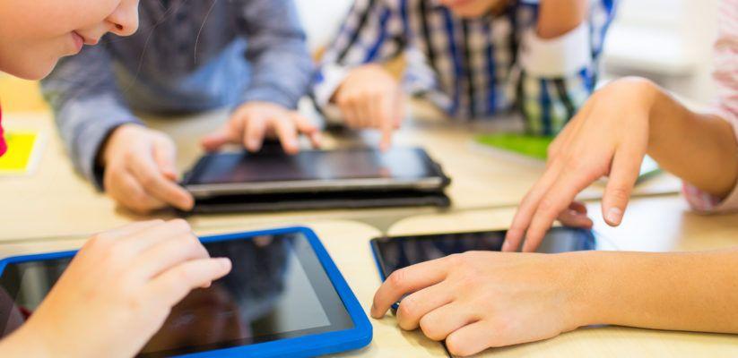 ¿Llegó el boom de las aplicaciones móviles infantiles?