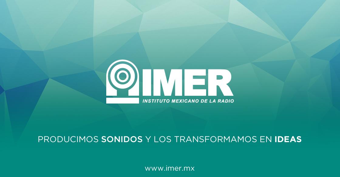 Reportan emisoras del IMER relevante crecimiento de audiencias en el Valle de México