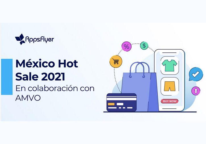Crecen 286% los ingresos de las apps de retail en Hot Sale 2021
