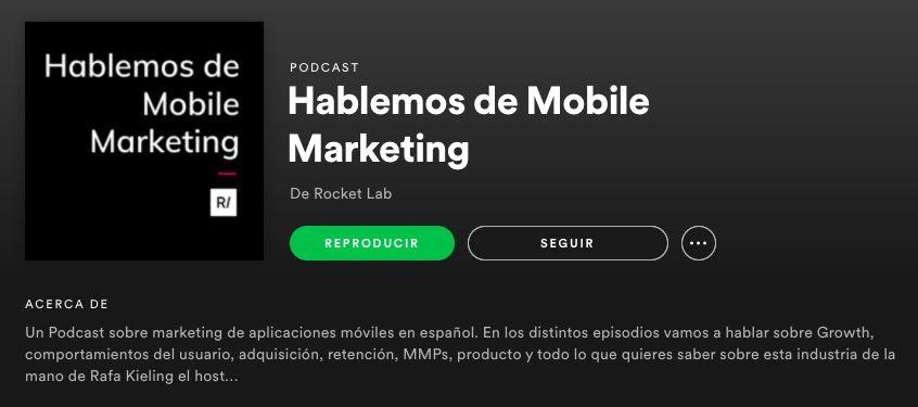 """""""Hablemos de Mobile Marketing"""", el primer podcast 100% en español para marketers de aplicaciones"""